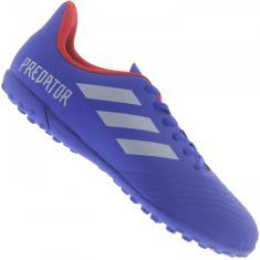 Chuteira Society Adidas Predator 19.4 Infantil