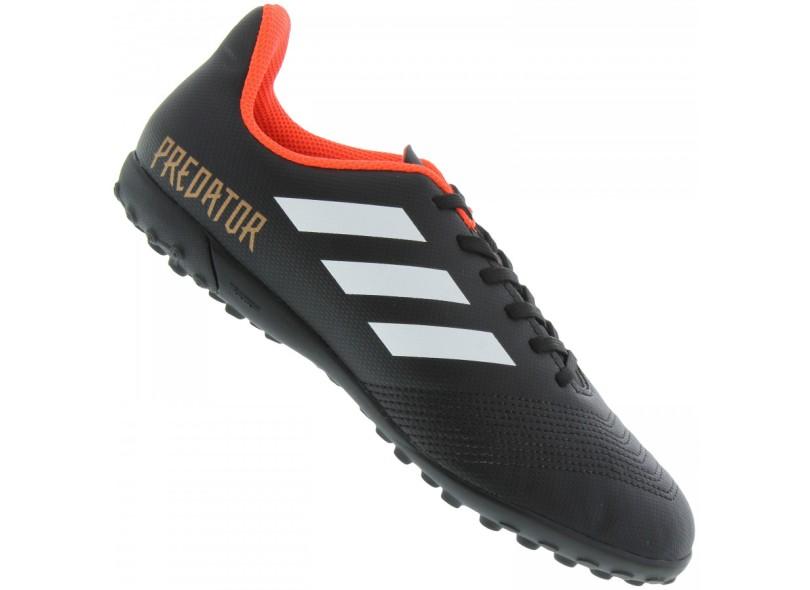 Chuteira Infantil Society Adidas Predator Tango 18.4 ce7cdb8faf1f9