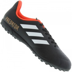 Chuteira Society Adidas Predator Tango 18.4 Infantil 2477348df446d