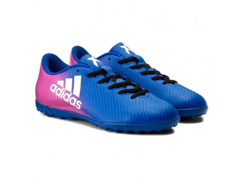 451abab539 Chuteira Adulto Society Adidas X 16.4