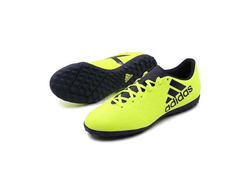Chuteira Infantil Society Adidas X 17.4 TF 72e731c283597