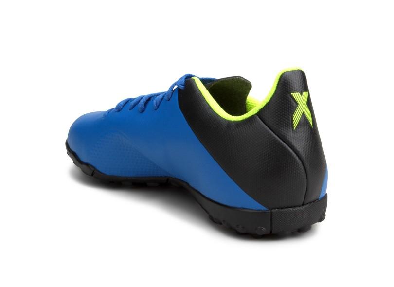 Chuteira Adulto Society Adidas X Tango 18.4 744ac4e9db581