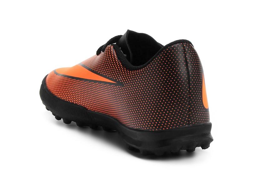 fd3e159ee0919 Chuteira Infantil Society Nike Bravata 2