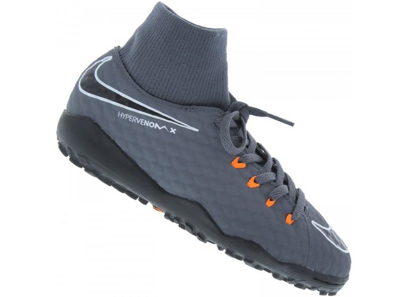 ebba875b69 Chuteira Infantil Society Nike HypervenomX Phantom 3 Academy DF