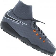 Chuteira Society Nike HypervenomX Phantom 3 Academy DF Infantil