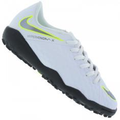 Chuteira Society Nike HypervenomX Phantom 3 Academy Infantil
