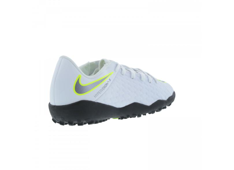 6c6519e184 Chuteira Infantil Society Nike HypervenomX Phantom 3 Academy
