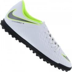 Chuteira Society Nike Hypervenomx Phantom 3 Club Adulto 7176035c887c7