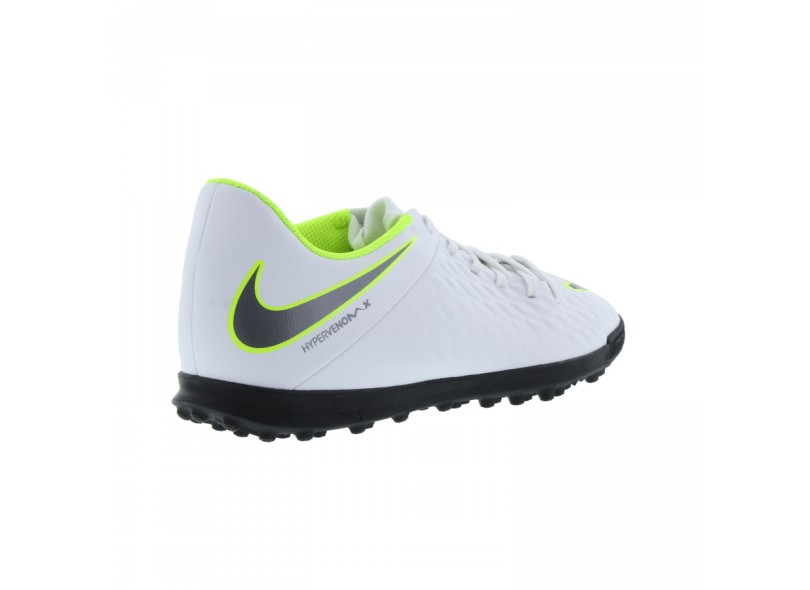 7c63c0f4d93de Chuteira Adulto Society Nike Hypervenomx Phantom 3 Club