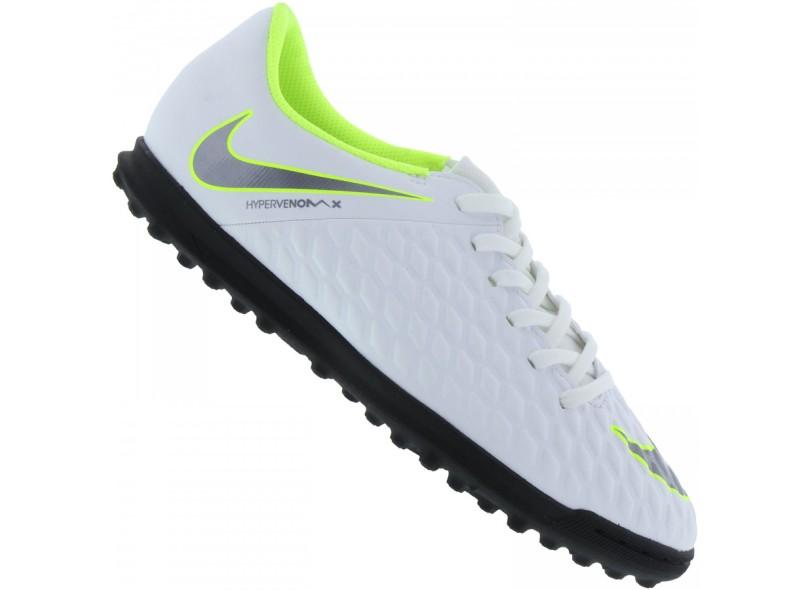 f44001ed5d Chuteira Infantil Society Nike HypervenomX Phantom 3 Club