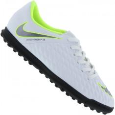 bd6f81ffc5 Chuteira Society Nike HypervenomX Phantom 3 Club Infantil