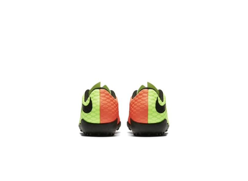 Chuteira Infantil Society Nike HypervenomX Phelon III cc092ddca35df