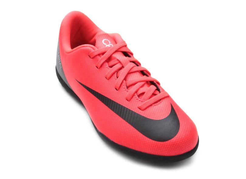 1e349d0806 Chuteira Infantil Society Nike Mercurial Vapor XII Club CR7
