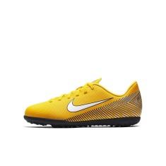 Chuteira Society Nike Mercurial Vapor XII Club Neymar Infantil 595cf204d42f8