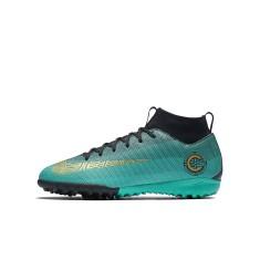 Chuteira Society Nike MercurialX Superfly VI Academy CR7 Infantil 45ddc7bceb09a