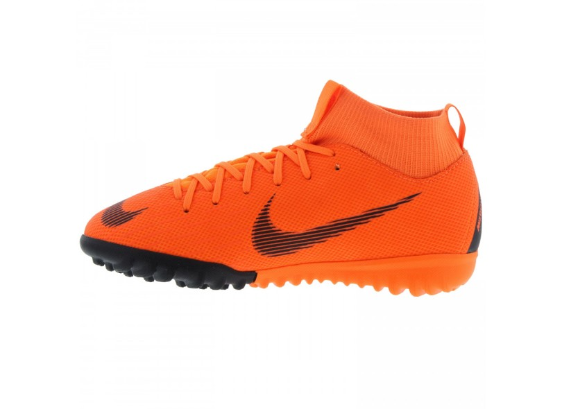 fadb8bf09b Chuteira Infantil Society Nike Mercurialx Superfly VI Academy