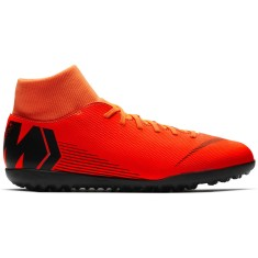7367953921 Chuteira Society Nike MercurialX Superfly VI Club Adulto