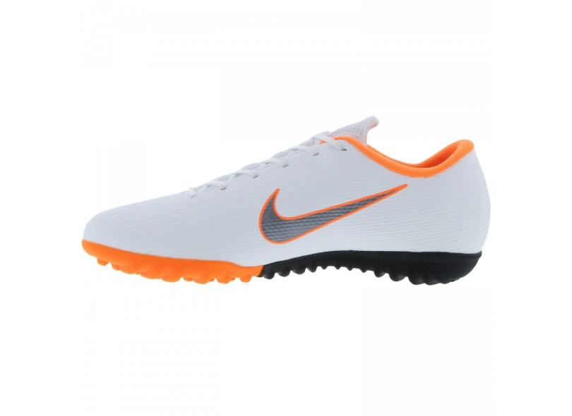 Chuteira Adulto Society Nike MercurialX Vapor XII Academy d2bf5b0d5c3e8
