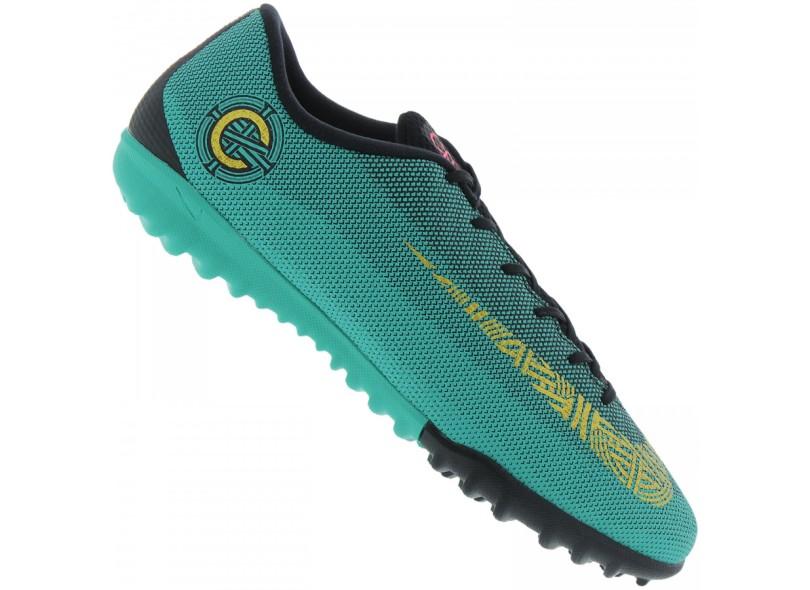 86b59ac7a6 Chuteira Adulto Society Nike MercurialX Vapor XII Academy CR7