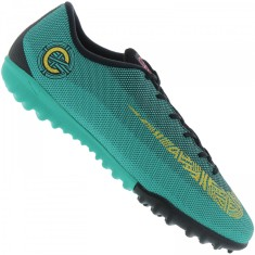Chuteira Society Nike MercurialX Vapor XII Academy CR7 Adulto 486499cc66