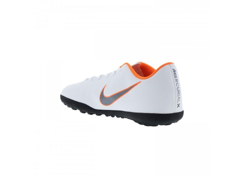 Chuteira Adulto Society Nike MercurialX Vapor XII Club ee94320889c73