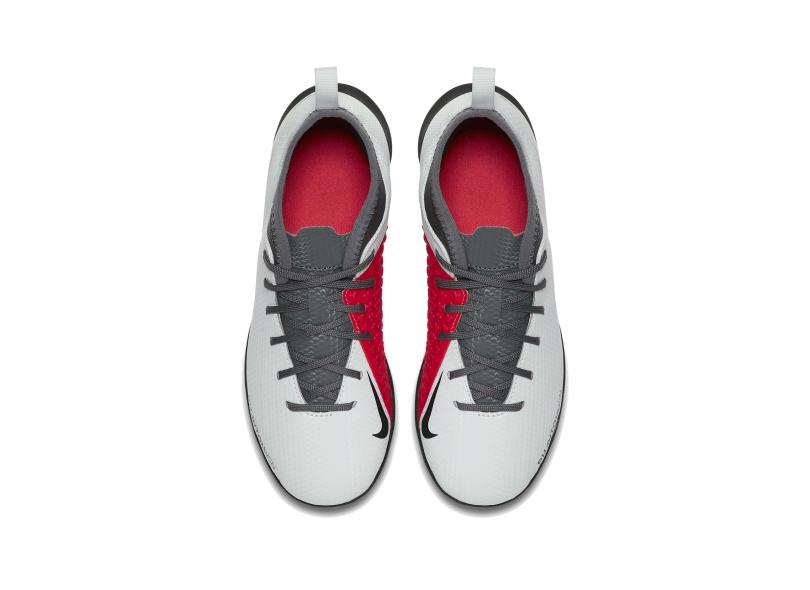 12f95bd09c Chuteira Infantil Society Nike Phantom Vision Club