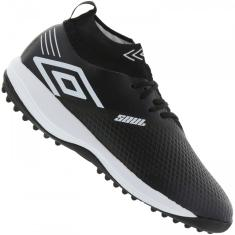 3ad8b2c9abc01 Foto Chuteira Society Umbro Soul Knit TF Adulto