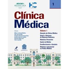 Clínica Médica - Vol. 1 - Outros; Martins, Milton De Arruda; Carrilho, Flair José; Alves, Venâncio Avancini Ferreira - 9788520429525