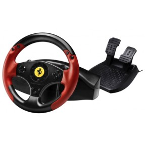 Foto Cockpit PC PS3 Ferrari Red Legend Edition - Thrustmaster