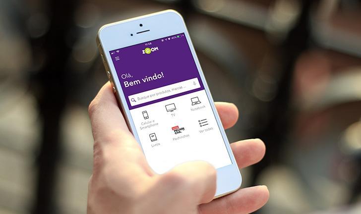 Com o aplicativo do Zoom você tem ofertas e descontos na sua mão