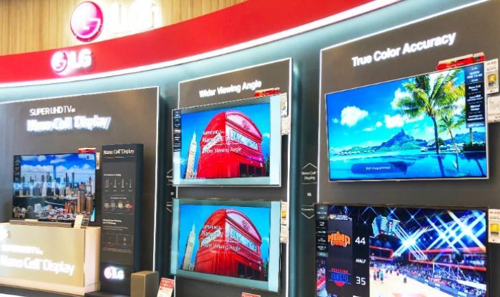 Como Ajustar o Contraste da TV LG?