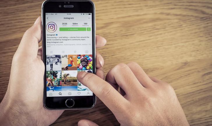 Como apagar o histórico do Instagram