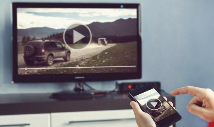 Comparte el contenido multimedia del móvil a la televisión con DLNA