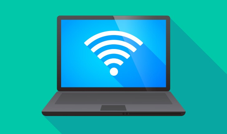 como conectar wifi no notebook