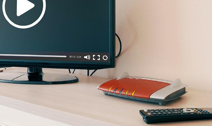 Como conectar o Wi-Fi na TV?