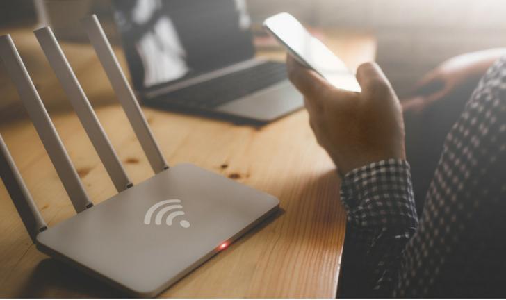 Como configurar o roteador pelo celular