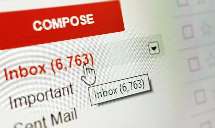 Como criar pastas no Gmail
