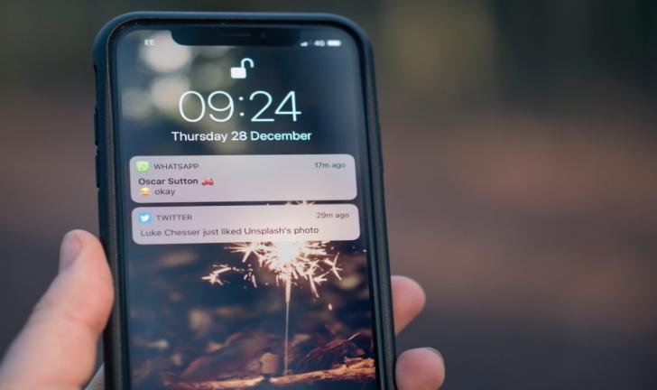Como desativar notificações no iPhone?
