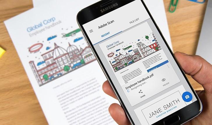 Como escanear documento pelo celular e compartilhar – sem sair de casa