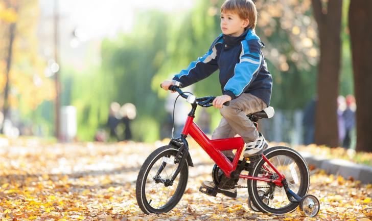 Como escolher uma bicicleta infantil para comprar?