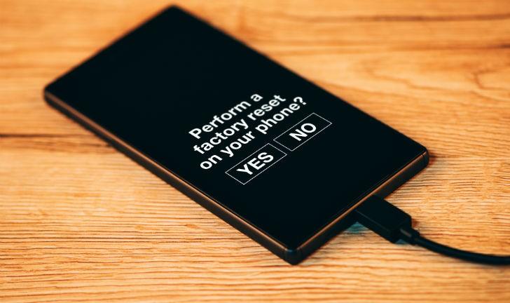 Como formatar o celular?