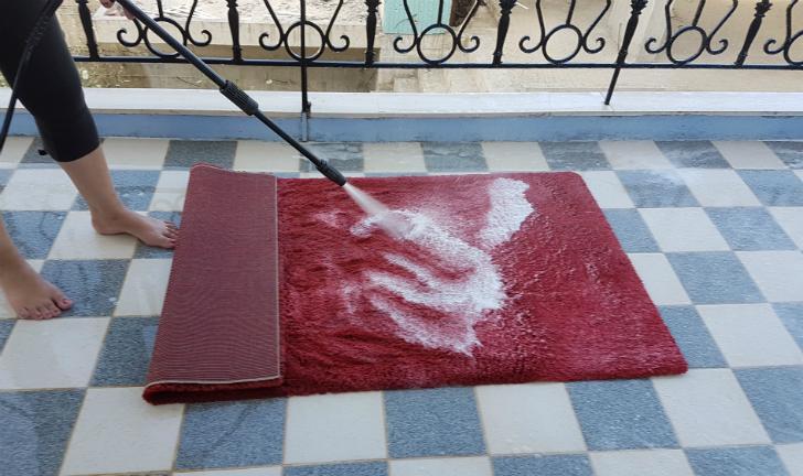 Como lavar tapete?