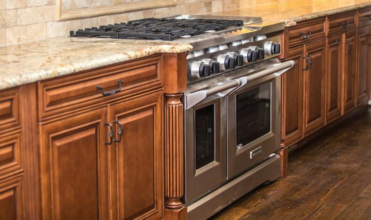 Como limpar forno de fogão