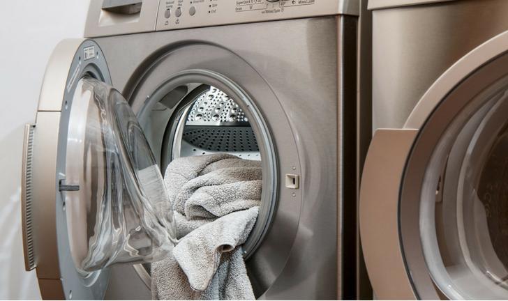 Como limpar máquina de lavar?
