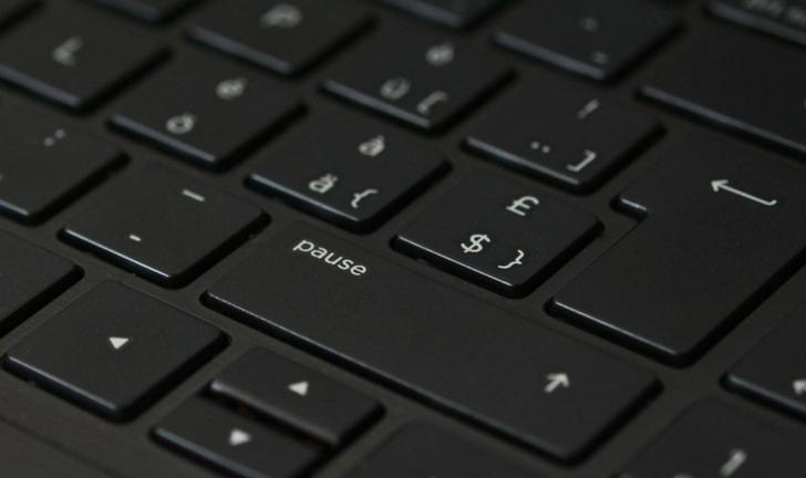 Como limpar o teclado do notebook?