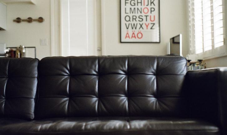 Como limpar sofá de couro?
