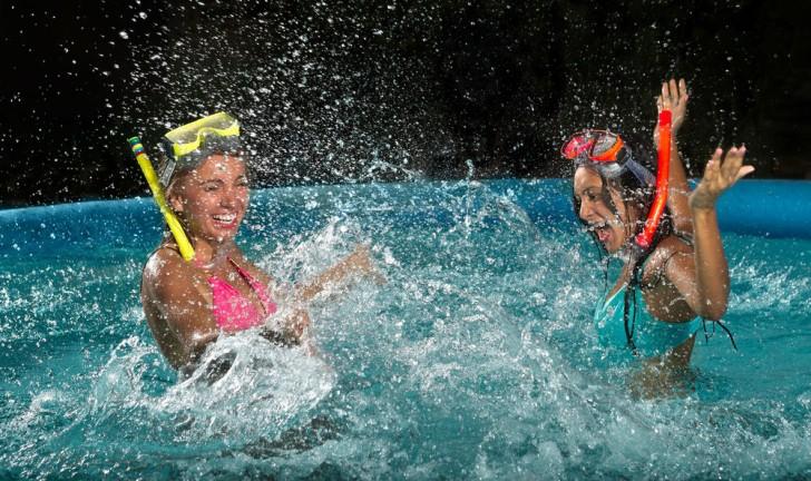 Como montar sua piscina inflável?