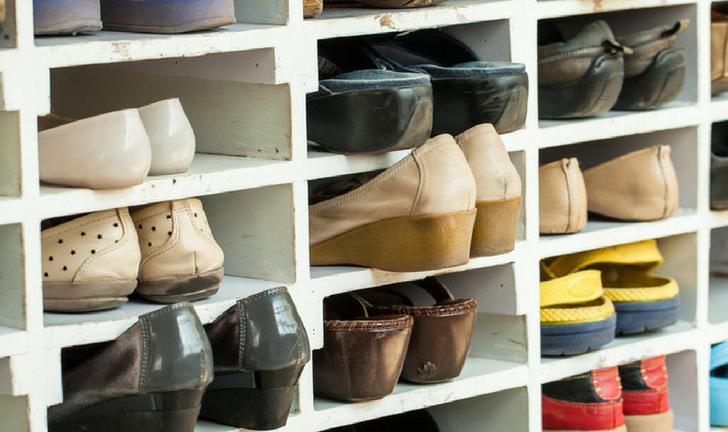 4106a69bfb Como Organizar Sapatos  confira dicas práticas!