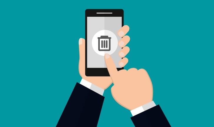 Como recuperar fotos apagadas do celular?