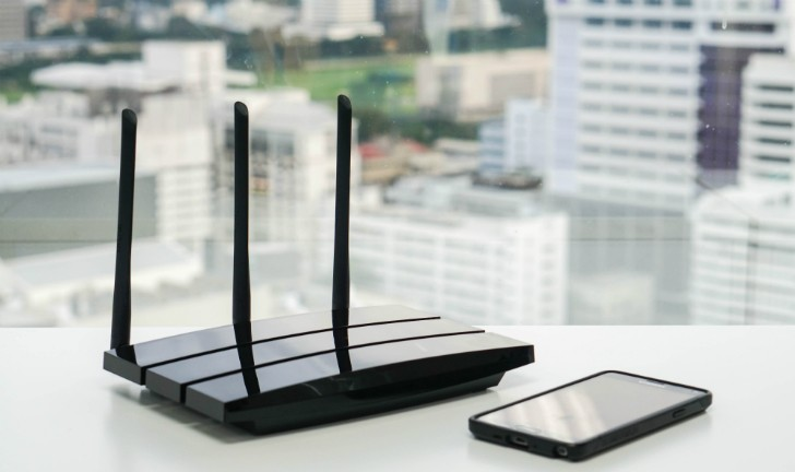 Como rotear a internet do celular?